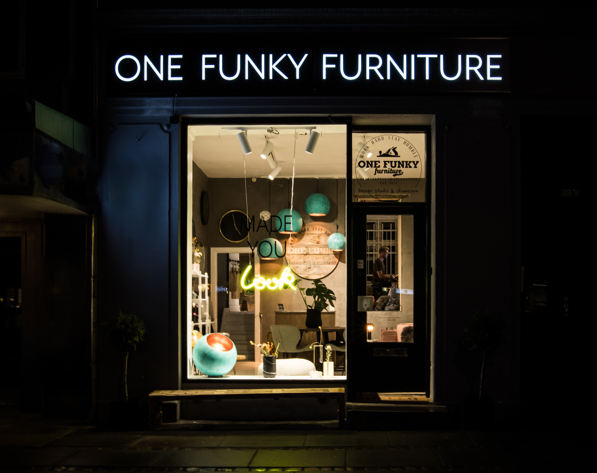 One Funky Furniture verlichting