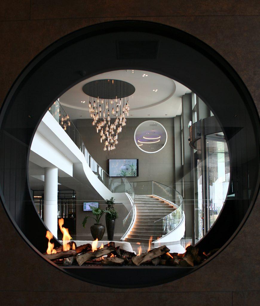 Van der Valk Tilburg hotel lighting Karizma Luce