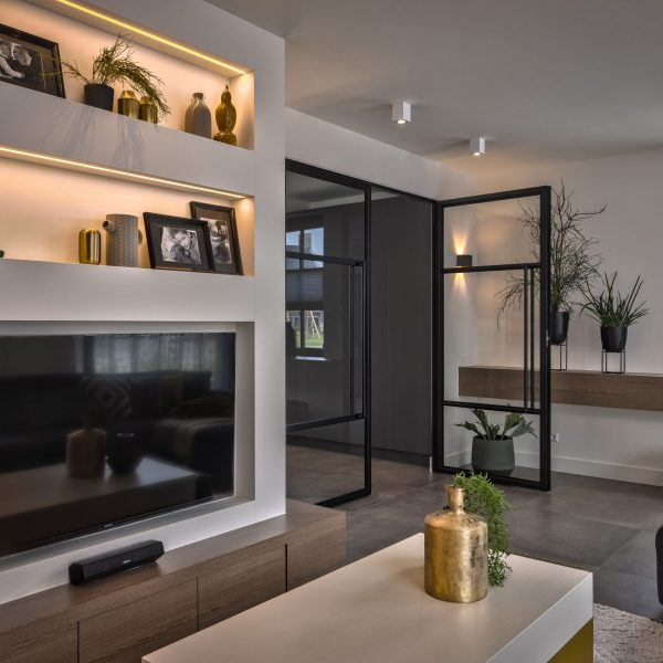 Luxury Home Karizma Luce in Art of Living woonkamer