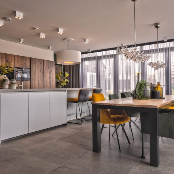 Luxury Home Karizma Luce in Art of Living keuken