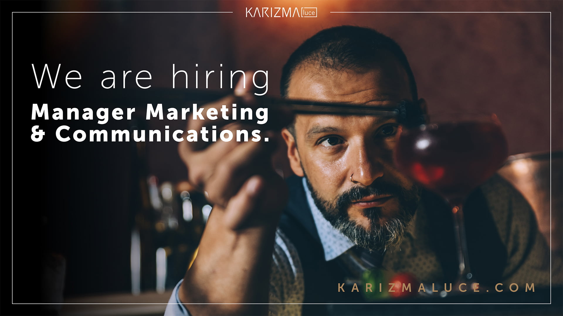 Marketing & Communications Manager